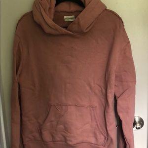 Simon Miller hoodie extra comfy mauve